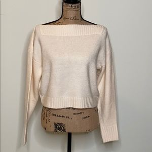 Sweaters - Gorgeous Boat Neck Sweater
